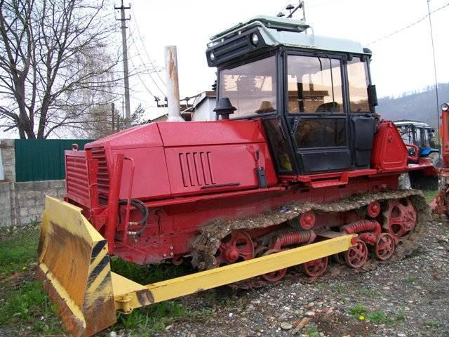 Трактора России