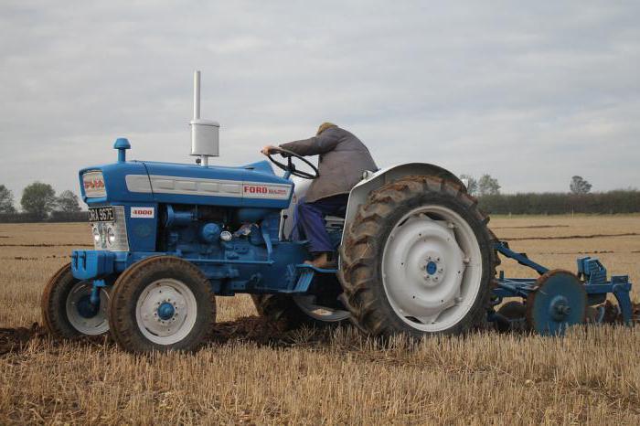 Тяговый класс тракторов МТЗ