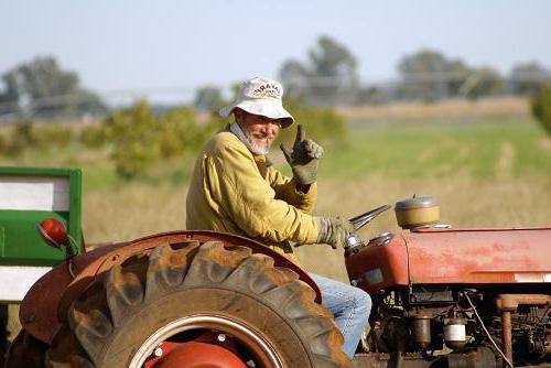 Права на трактор: как получить