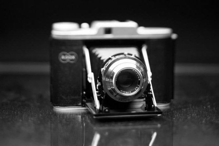 История цифрового фотоаппарата
