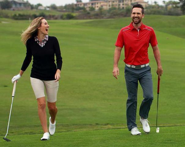 Одежда для гольфа