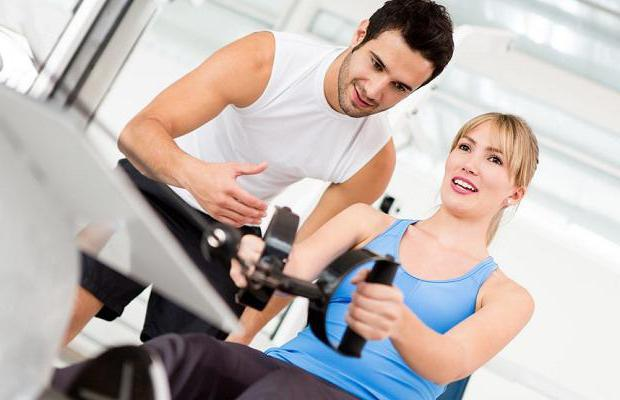 программа занятий зале похудения