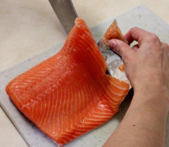Технология первичной обработки рыбы: 6 класс