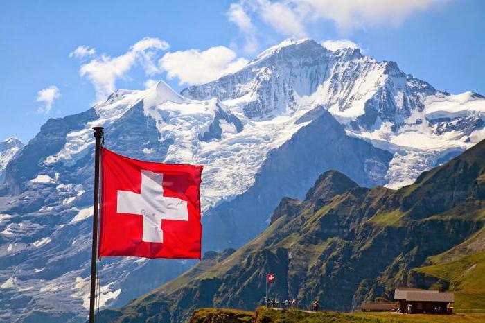 Количество русских в швейцарии