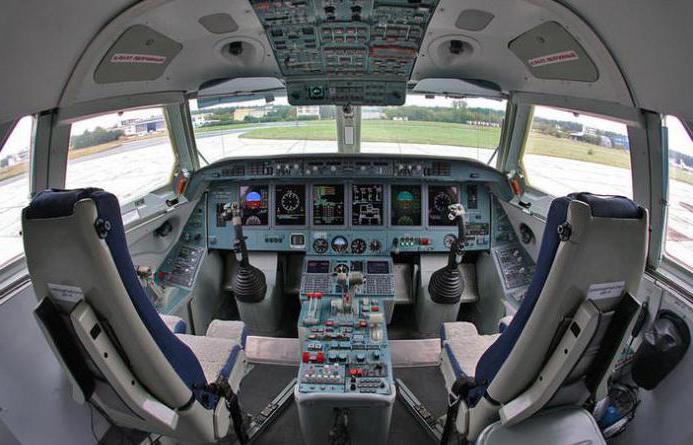 Самолет БЕ-200: характеристики