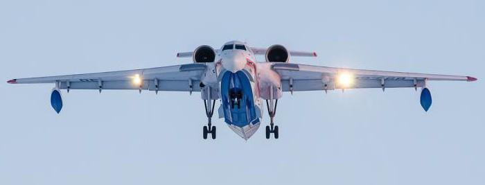 бе 200 многоцелевой самолет амфибия