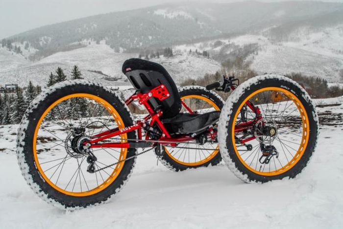 Лежачий велосипед (лигерад)