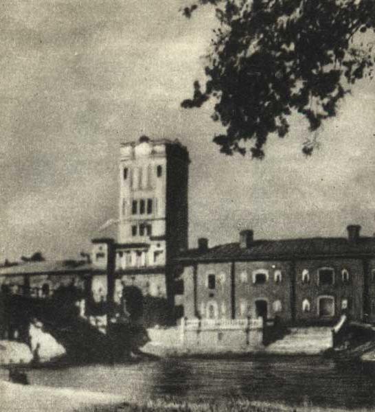 Брестская крепость 1941 год