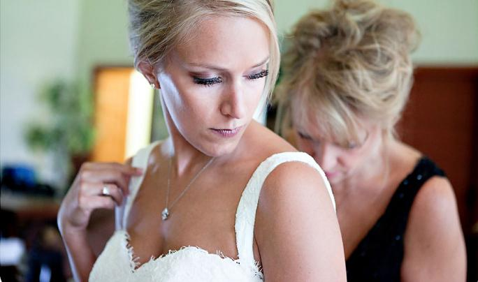 Нарутствие материдочери на свадьбе