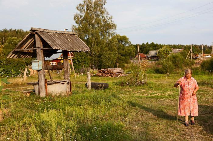 где живет слепая ясновидящая баба Нина из кировской области
