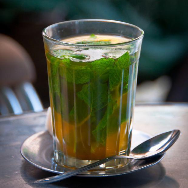 мятный чай для похудения рецепт приготовления