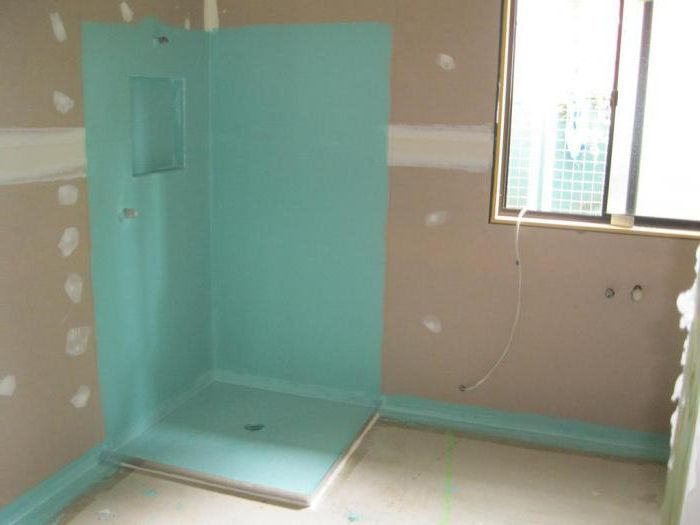 Гидроизоляция ванной комнаты что лучше гидроизоляция для кровли гекопрен