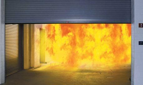 Двери противопожарные гост