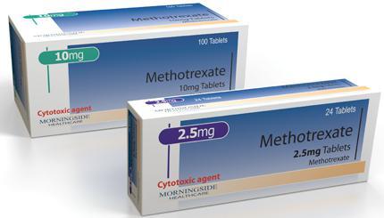 метотрексат при ревматоидном артрите отзывы
