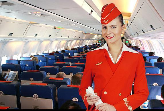 Авиакомпании в спб работа