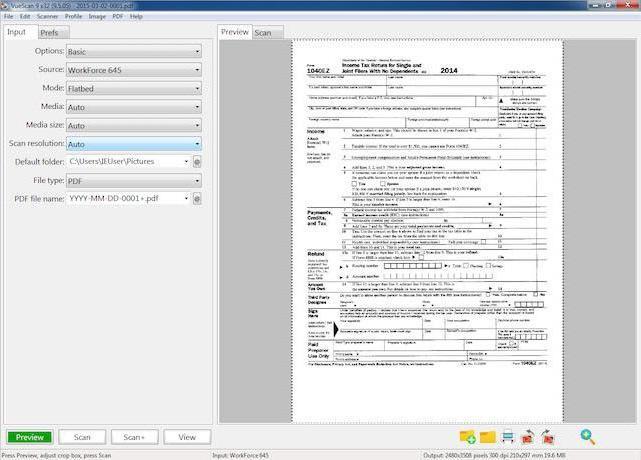 Как отсканировать документ на принтере
