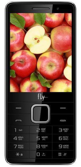сотовый телефон fly ff301
