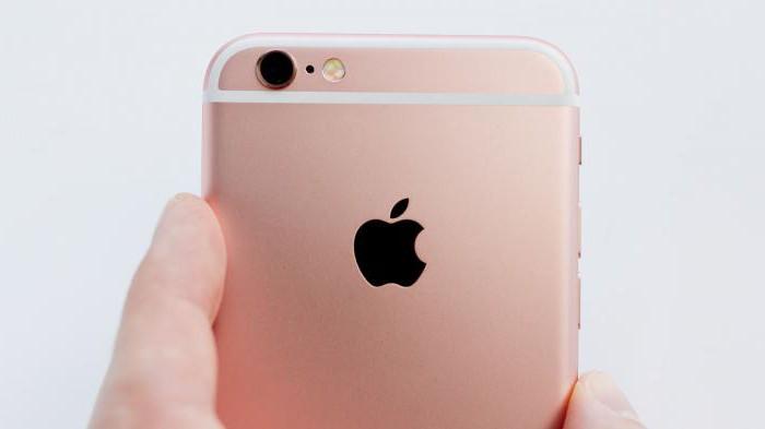 Качество съемки iPhone 6 (айфон 6): камера сколько мегапикселей?