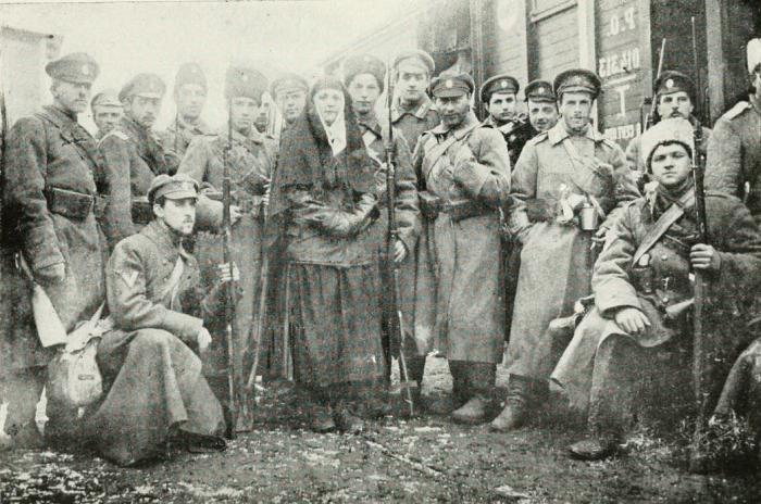 белая россия краснов петр николаевич