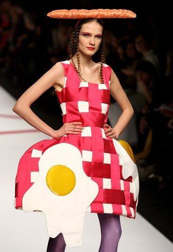 Самые прикольные платья
