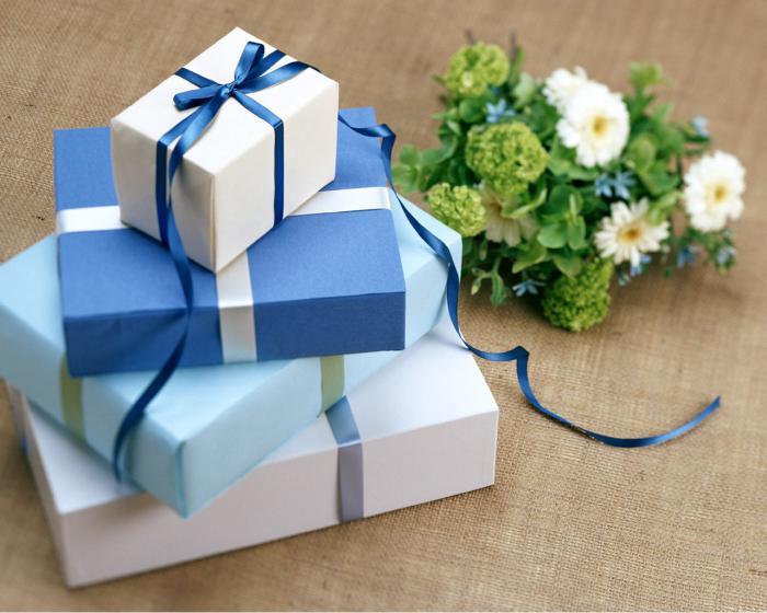 подарок сыну на день рождения