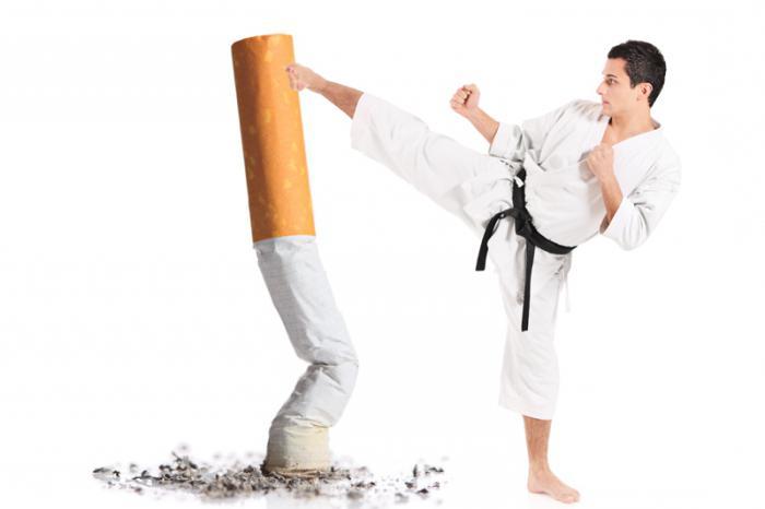 Как избавиться от сухого кашля от курения