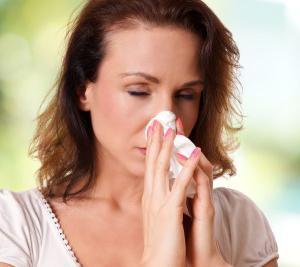 Кожный зуд: аллергия