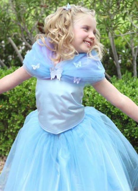костюм золушки для девочки