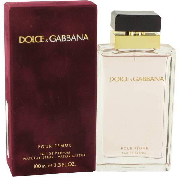 Парфюмерная вода Dolce & Gabbana Pour Femme: описание, отзывы