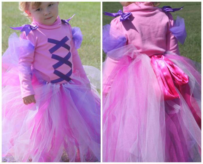 костюм рапунцель для девочки