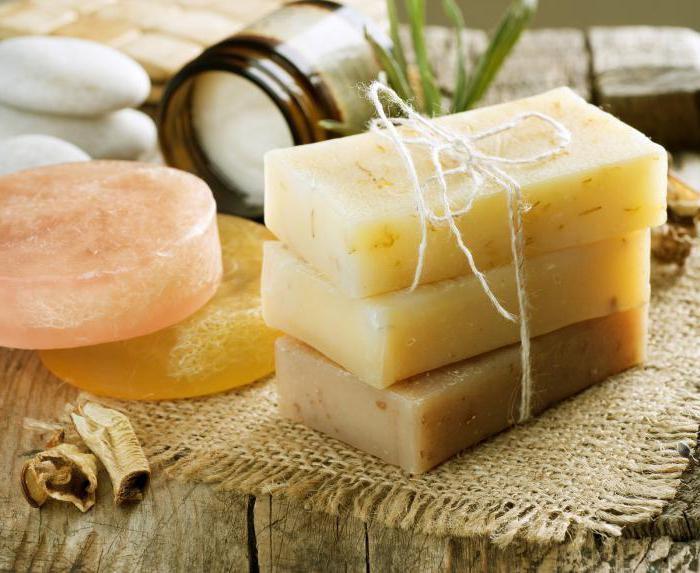 Натуральное хозяйственное мыло своими руками 40