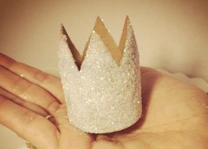 корона снежной королевы своими руками