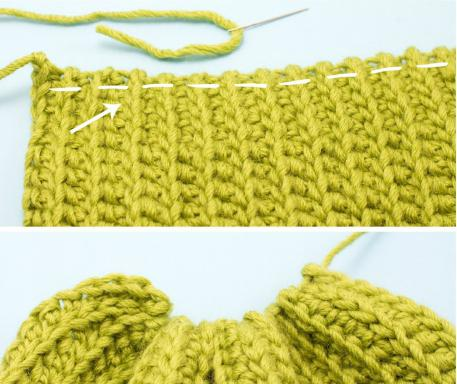 толстая пряжа для вязания