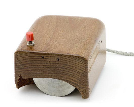 первые компьютерные мыши