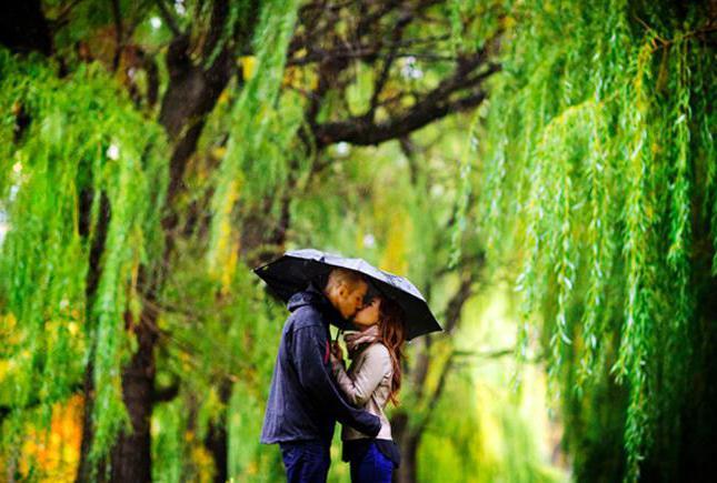 Идея для фотосессии в лесу. Фотосессия в лесу летом и осенью - красивые идеи для вдохновления
