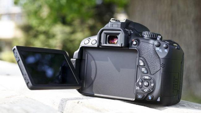 Фотоаппарат Кэнон 600д инструкция