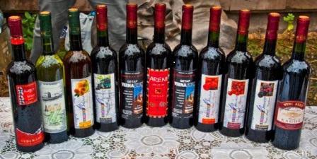 Какое армянское вино достойно внимания? Армянское гранатовое вино: цена, отзывы