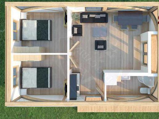 Срубовые дома - Проектирование и строительство под ключ в