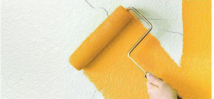 краска фасадная капарол