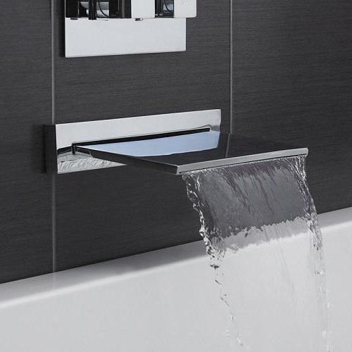Водопад, смеситель для ванны и раковины: обзор, виды, описание и отзывы