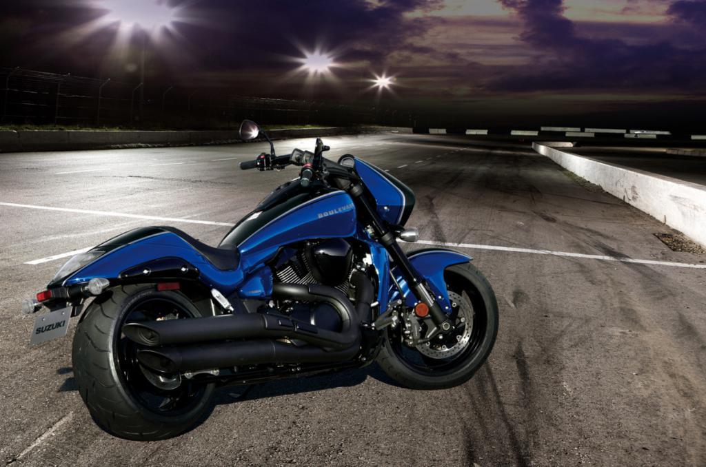 Suzuki M109R: обзор и технические характеристики мотоцикла