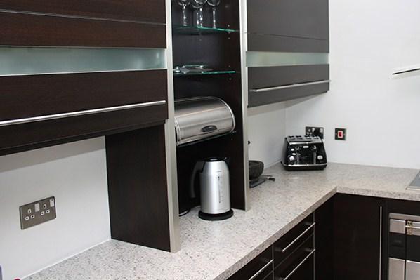 высота розеток от пола на кухне