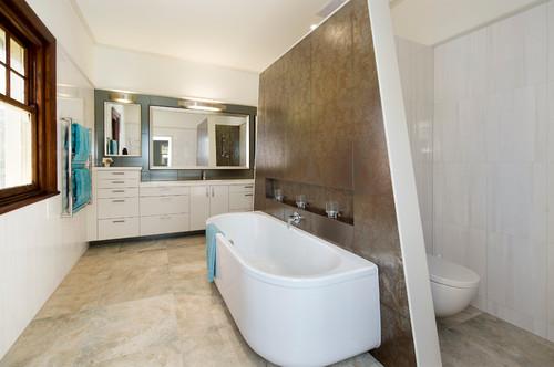 какие сделать стены в ванной комнате перегородки