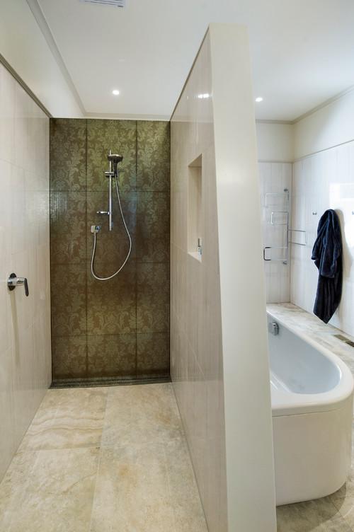 перегородки в ванной комнате материалы и монтаж