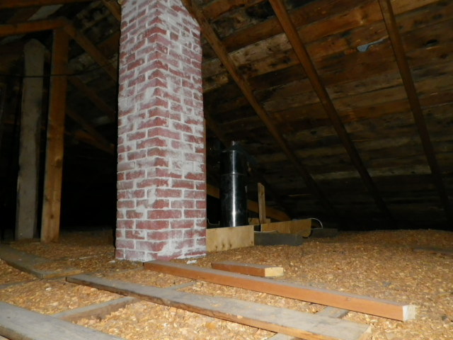 how to insulate the attic in the house