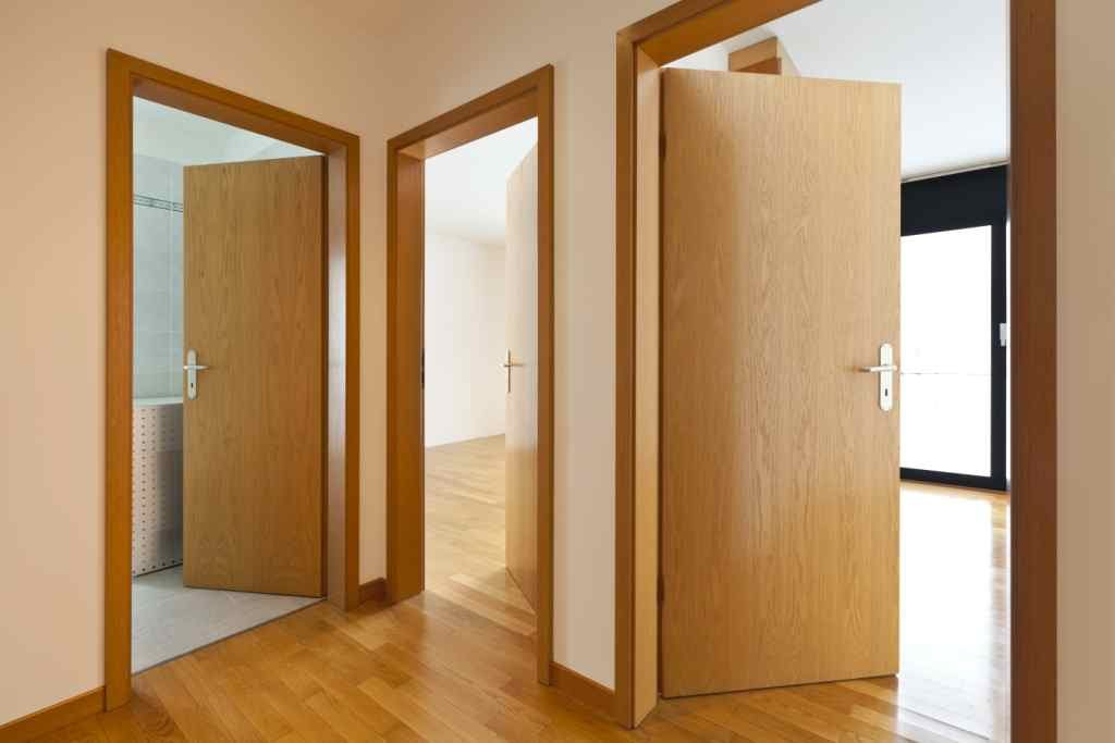 types of entrance doors