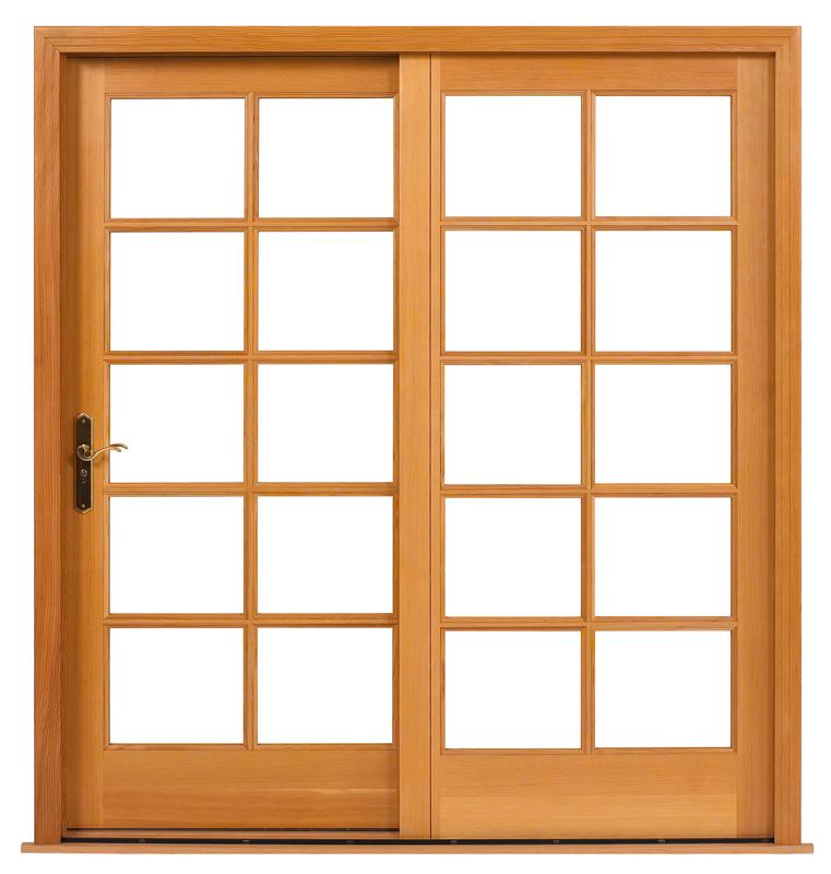 types of plastic doors