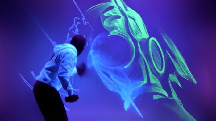 фосфорная краска для рыбалки