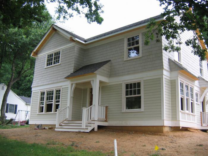 отделочные материалы для фасада дома