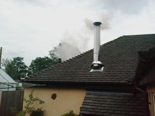 дымоходы для твердотопливных котлов